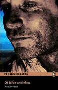Level 2 Of Mice And Men Book And Mp3 Pack By John Steinbeck English Book And Me