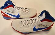 Auto Panini Le1/1 Blake Griffin La Clippers Game Used Nike Zoom Shoes