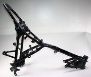 17 Triumph Street Twin 900 Main Frame Chassis Straight Slvg