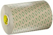 3m 468mp 12 In X 180 Yd Adhesive Transfer Tape 12 In Clear