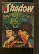 The Shadow 6 6.0 Pulp Mag 1937