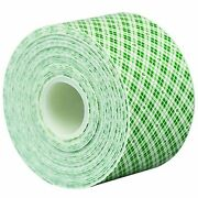 3m T9574032 Natural 4032 Double Sided Foam Tape, 2 X 72 Yd. Pack Of 6