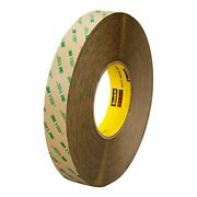 3m 9473pc Case 12 In X 60 Yd Adhesive Transfer Tape 12 In Clear