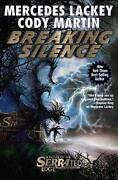 Breaking Silence By Mercedes Lackey English Hardcover Book Free Shipping