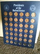 Miniature Presidential Medals By The U.s. Mint