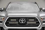 2018-2019 Toyota Tacoma Oem Grille Led Kit With 2 6 Inch Light Bars