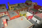 Ho Scale Model Train Houses/buildings/structures Recreate Northern Blvd Pick Up