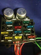12 Circuit Ez Wiring Harness Chevy Mopar Ford Street Hot Rod With Color Wires
