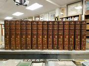 The Works Of Charles Dudley Warner 15 Vol Fine Binding Limited Autograph Edition