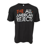 The All American Rejects Mens Kids In The Street Tour T Shirt