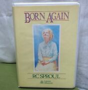 Rc Sproul Born Again Cassette Tape God's Sovereignty Regeneration Theology 1984