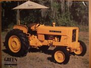 John Deere Bicycle History And W Power Unit Green Magazine