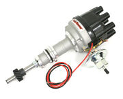 Pertronix 3 Stock Look Ford Sb Distributor With Coil And 7 Mm Wires D7134600