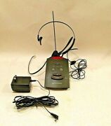 Plantronics S10 Telephone Headset System W/amplifier - Hands Free
