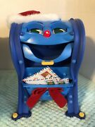 Telco Mel Box Animated Talking Singing Christmas Mailbox With Lights With Box