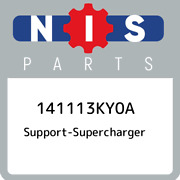 141113ky0a Nissan Support-supercharger 141113ky0a, New Genuine Oem Part