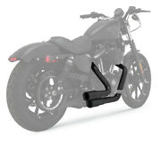 Vance And Hines Mini Grenades 2-into-2 Exhaust System Black Ceramic 46880