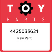 44250-33621 Toyota Gear Assy Electric 4425033621 New Genuine Oem Part