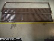 5 Foot Brown Door Air Register Vent Grille Grate And Frame 603/4 X 18-3/4