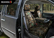 Realtree Advantage Timber Custom Seat Covers For Honda Ridgeline - Made To Order