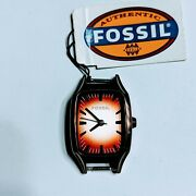Fossil Womenand039s Copper Color Watch Face Jr9333 For Leather Cuff Bands