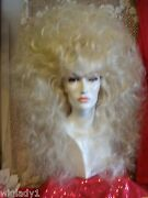 Halloween Specials Vegas Girl Wigs Pick Your Color Long Gypsy Big Hair For You