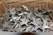 Rustic Lone Star Nail Heads 2 Inches Texas Garage Door Accent Hardware Sn-2
