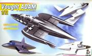 Unicraft Models 1/72 Vought Adam Air Defense And Modulation V/stol Project