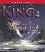 The Dark Tower Vi, 6 Song Of Susannah By Stephen King Used Audiobook