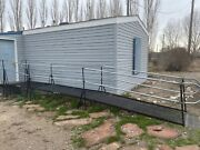 Wheelchair House Ramp, Really Long And Fully Adjustable. It Can Go Up Or Down.