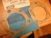 1965 1966 Ford 2 Rear Wheel Bearing Retainer Gaskets Id 3-1/4 And 5 Holes