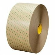 3m 9668mp Adhesive Transfer Tape 9668mp Clear 12 In X 60 Yd 5 Mil