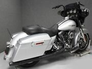 Black Thunderheader 2 Into 1 2-1 Exhaust Header Pipe System Harley Touring 10-16