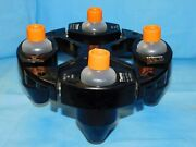 Thermo Scientific 250ml Centrifuge Swinging Bucket Rotor W/ 4 Buckets And Tubes