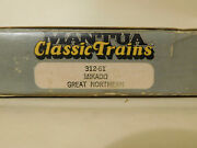 Sealed Mantua Gn 2-8-2 Mikado Great Northern Ho Scale Trainmint