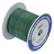 Ancor Ultra Flexible Type 3 Tinned Copper Wire 18 Awg 100 Feet Green 100310