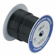 Ancor Ultra Flexible Type 3 Tinned Copper Wire 14 Awg 250 Feet Black 104025