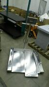 Sartorius Combics 1 Plus Cis1n Floor Scale With Ifs4-300li-i 250 Kg Load Cell