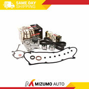 Timing Belt Kit Water Pump Valve Cover Fit 87-93 Ford Mazda 626 Mx6 B2200 2.2 F2