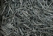 800 Cotter Pins 1/8 X 1-1/4 Extended Prong Zinc Plated