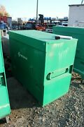 Greenlee Job Box Tool Chest Site Box 60 X 48 X 30