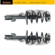 For 2011-2014 Toyota Sienna 8 Passenger Front Pair Complete Quick Strut Assembly