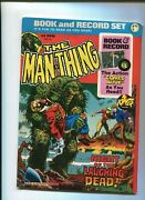Manthing Book And Record Set Wrong Interior Pages