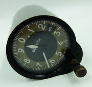 Vd-10 Altimeter Vintage Ussr Russian Military Aircraft 610130