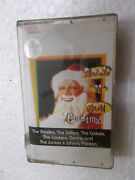 Rock N Roll Christmas Shirelles Drifters Crickets Coasters Cassette India 2002
