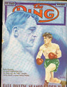 Rocky Graziano November 1947 The Ring Magazine Ex Bxbox2