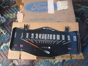 Nos Speedometer 1971 1972 Ford Galaxie Ltd Country Squire Station Wagon Custom