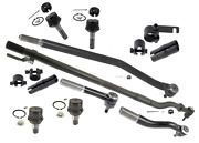4wd Ford Excursion Drag Link Tie Rods Rack Ends Ball Joints F-350 Super Duty Xl