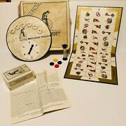 1989 Huggermugger The Mystery Word Game Board Game Family Night