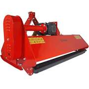 Titan Attachments Flail Mower 5.6 Ft Cat 1 3 Point Pto Tractor Attachment
